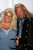 "Duane ""Dog the Bounty Hunter"" Chapman & wife Beth — Stock Photo"