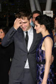 Robert Pattinson, Kristen Stewart — Stock Photo