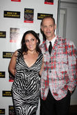Rikki Lake & John Waters — Stockfoto