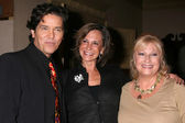 Michael Damian, Jess Walton , Beth Maitland — Stock Photo