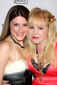 Melanie Goldstein & Kirsten Vangsness — Foto Stock