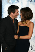 Len Wiseman & Kate Beckinsale — Stock Photo