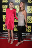 Jamie King & Nicky Hilton — Stock Photo