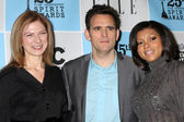 Dawn Hudson, Matt Dillon, & Taraji P. Henson — Stock Photo