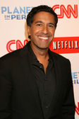 Dr. Sanjay Gupta — Stock Photo