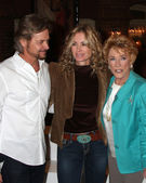 Stephen Nichols, Eileen Davidson, Jeanne Cooper — Stock Photo