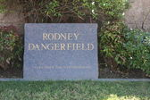 Rodney Dangerfield Grave — Stock Photo