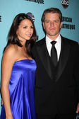 Luciana Barroso & Matt Damon — Photo