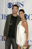 Eric Winter & Roselyn Sanchez — Fotografia Stock