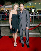 Christine Taylor & Ben Stiller — Stock Photo