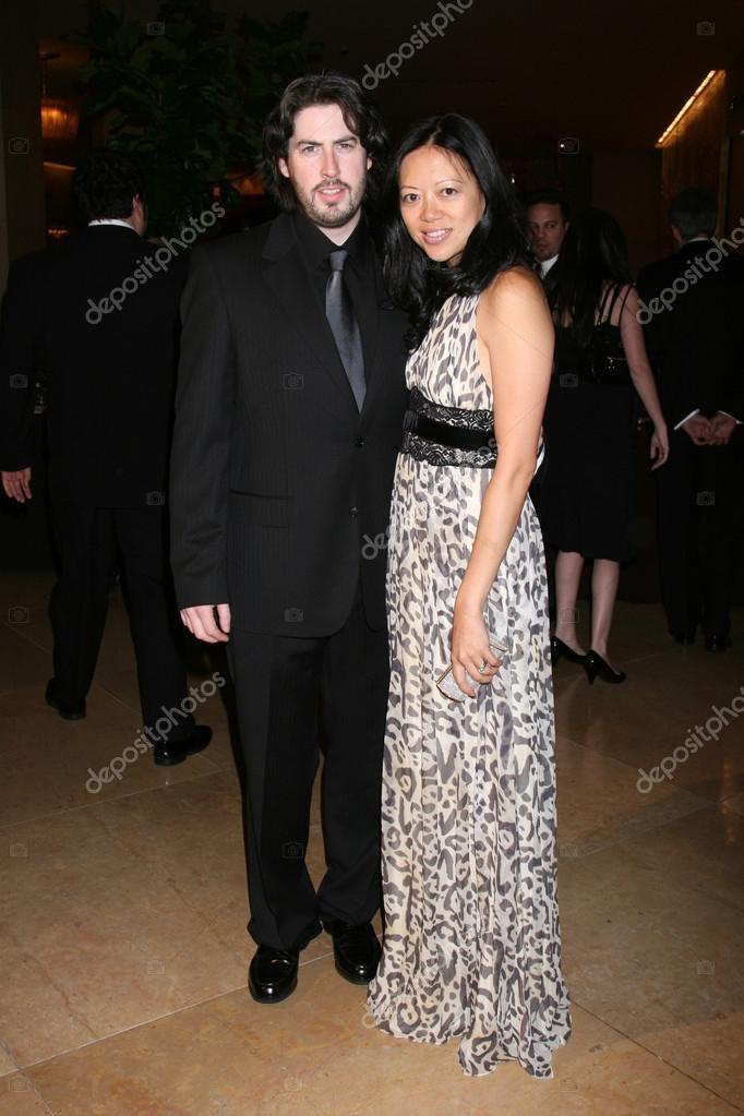 Jason Reitman Wife Jason Reitman Amp Wife at The