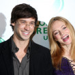 Heather Graham & Guest  — Foto de Stock