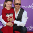 Joey Lawrence, daughter — Stock Photo