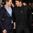 Peter Facinelli, Kellan Lutz — Stock Photo