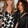 Chely Wright, Linda Perry — Foto de Stock