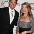 Stock Photo: Mark Steines, Mary Hart