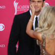 Chuck Wicks &amp; Julianne Hough - Lizenzfreies Foto