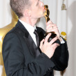 Director Pete Docter, winner of Best Animated Feature award for 'Up,' — Stock Photo #13062024
