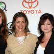 Jane Leeves, Wendie Malick, Valerie Bertinelli — Stock Photo