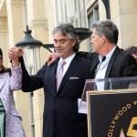������, ������: Veronica Berti Andrea Bocelli David Foster