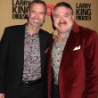 James Van Praagh (r), Partner — Stock Photo