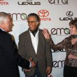 Ted Turner, RIchard Perry, Jane Fonda — Stockfoto