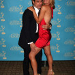 Christian LeBlanc, Michelle Stafford — Stock Photo
