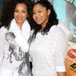 LisaRaye McCoy & Daughter Kai — Stock Photo #13065901