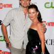 Kristoffer Polaha, Julianne Morris - Stock Photo