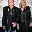 Ryan O'Neal, Cheryl Tiegs — Stock Photo