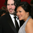Jason Reitman & Wife — Stock Photo