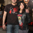 Robert Rodriguez & Michelle Rodriguez — Stock Photo #13069635