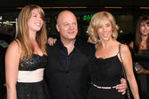 Autumn, Michael, and Michelle Chiklis — Stock Photo