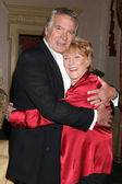 John McCook & Jeanne Cooper — Stock Photo