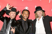 Big and Rich, with John Legend — Stock Photo