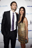 Eric Winter, Roselyn Sanchez — Foto Stock