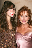 Jackie Zeman and Daughter Lacey — Stock Photo