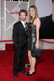 Seth Green & Clare Grant — Stock Photo