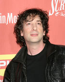 Neil Gaiman — Stock Photo