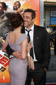 Hilarie Burton, Jeffrey Dean Morgan — Stock Photo