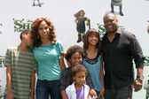 Holly Robinson Peete, Family — Stock Photo