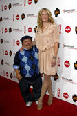 Chuy Bravo, Chelsea Handler — Stock Photo