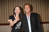 Stacy Hadiuk & Doug Davidson — Stock Photo