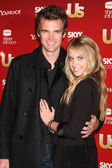 Tyler Hilton & Meaghan Martin — Stock Photo