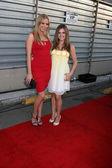Andrea Bowen & Haley Pharow — Stock Photo