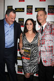 Howard Bragman, Rikki Lake , John Waters — Stok fotoğraf