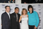 Rob Estes, Tristan Wilds, Lori Loughlin & Michael Steger — Stock Photo
