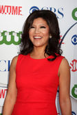 Julie Chen — Stock Photo