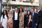 Matthew McConaughey, Friends , Family — Stock Photo