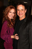 Tracey Bregman, Christian LeBanc — Stock Photo